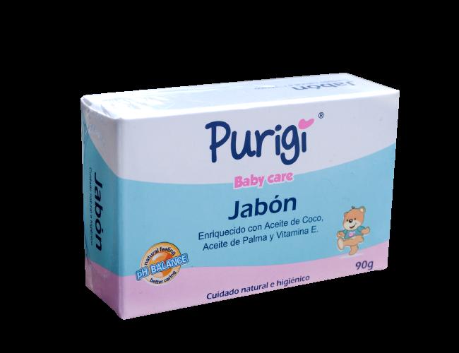 PURIGI JABON EN BARRA